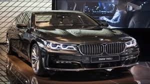Sport Series 2017 bmw 7 series : 2017 BMW 7 Series Review Exterior & Interior Features with Full ...