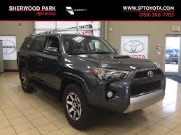 New 2018 Toyota 4Runner TRD Off-Road 4 Door Sport Utility in ...
