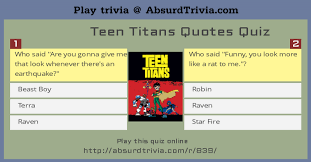 Quotes quiz 100teentitansquotesquizpng 28