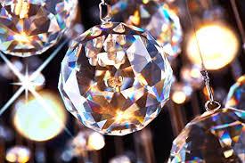 saint mossi crystal rain drop chandelier modern contemporary ceiling pendant