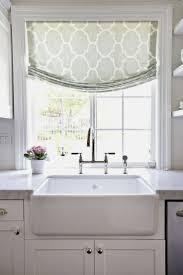 kitchen window treatments. Plain Kitchen View From My Heels Kitchen Window Treatments To E