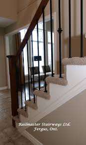 Carpet Options For Stairs Iron Railing On Carpet Handrail Along With Cream Wool Carpet