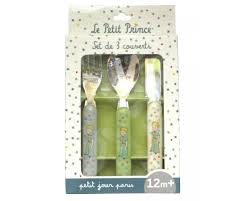 cutlery set for baby st exupery the little prince