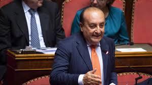 Il senatore Luigi Vitali (Forza Italia) ritira il sostegno a Conte