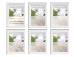Fensterfolie Dekor Duschkabinen Folie
