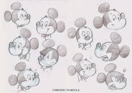 Disegni Matita Disney Topolino Migliori Pagine Da Colorare