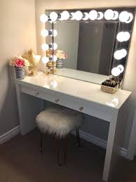 10x fold away lighted travel makeup mirror d111a best vanity ideas on with chic inspiration mirrored