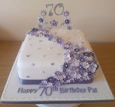 70th Birthday Cakes For Mom Google Search Party Ideas 70th