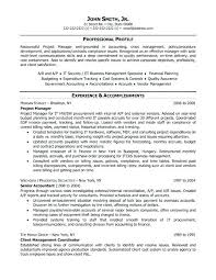 Finance Manager Resume Finance Manager Resume Sample Senior Finance