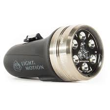 Brightest Dive Light 2015 Light Motion Sola 1200 Video Light