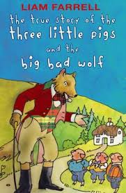 the true story of the three little pigs and the big bad wolf includes part 2