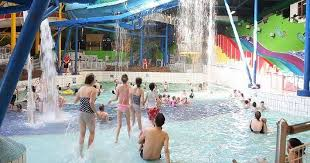 indoor pool with waterslide. Perfect Indoor Five Of The Best Water Parks Near Greater Manchester  Evening  News On Indoor Pool With Waterslide