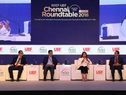 wief uef chennai roundtable 2018 focused on innovative financing for business and investment opportunities in tamil nadu world ic economic forum