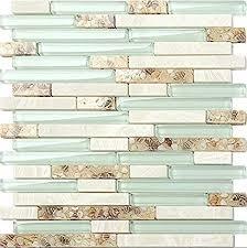 kitchen backsplash glass tile green. Beach Style 3D Glass Tile Mother Of Pearl Shell Resin Kitchen Backsplash  Green Lake White Stone Kitchen Backsplash Glass Tile Green A