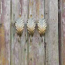 oak leaf wall hook