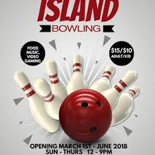 Bowling Event Flyer Island Bowling Event Flyer Event Info Yelp