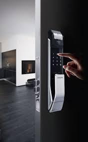 Biometric Door Locks | Home | Pinterest | Smart door locks, Samsung ...