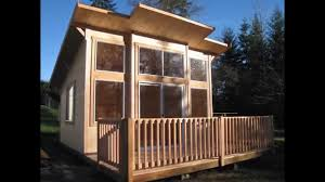 Small Picture contemporary designer garden sheds YouTube