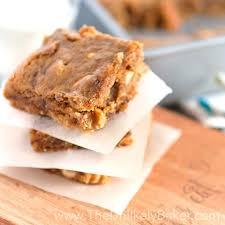 chewy peanut butter bars. Brilliant Bars Soft U0026 Chewy Peanut Butter Fig Bars On