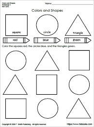 Check spelling or type a new query. Preschool Shape Worksheets Tlsbooks