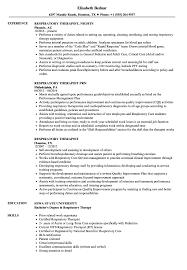 Respiratory Therapist Resume Sample Respiratory Therapist Resume Samples Velvet Jobs 5