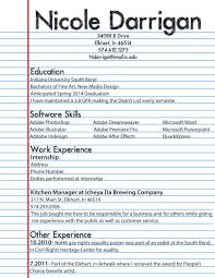 How To Create The Perfect Rental Resume My Cic Templ Saneme