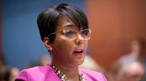 Georgia governor sues Atlanta Mayor Keisha Lance Bottoms over mask ...