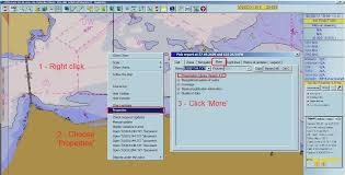 Which Information Can You Find In The Enc Chart Legend Ecdis Presentation Library 4 0 And Psc Concentrated