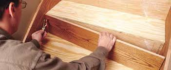 installing wood stairs. Exellent Wood If You Currently Have Carpet On Your Stairs And Would Like To Wood  Instead Will Need Install New Hardwood Stair Treads In Installing Wood Stairs T