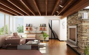 Living Room:Creative Classic Living Room Interior Designw With Wooden  Ceiling Idea Awesome Living Room