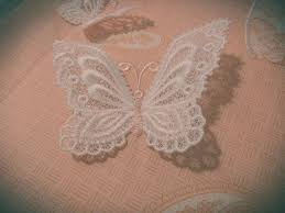 Free Standing Lace Embroidery Designs Free Butterfly 3d Three Dimensional 3 Dimensional Fsl Free