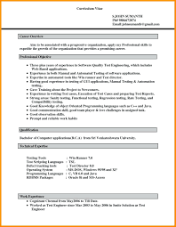 Resume Format Word Document Free Download Resume In Ms Word Format 8 Word Format Resume Format In Word