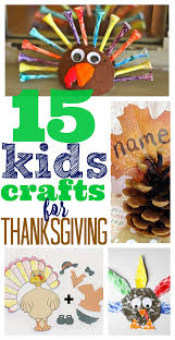 15 Creative Thanksgiving Crafts - I Can Teach My Child!