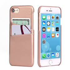 iphone 8 wallet case iphone 7 leather card case sowoko ultra slim faux leather