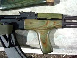 green wood for the AK47