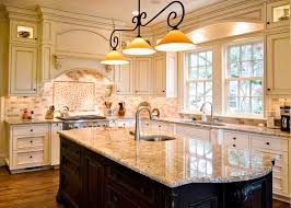 Creativity Custom Glazed Kitchen Cabinets Really Like The Offwhite Painted With Glaze To Models Design