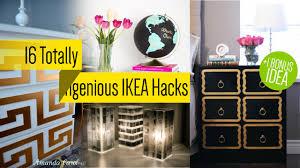 ikea furniture desk. 16 IKEA Furniture Makeover Ikea Desk