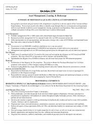 Resume Corporate Real Estate Director Cover Letter Best