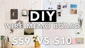 diy wire grid memo board wall grid board super easy beautybitten you