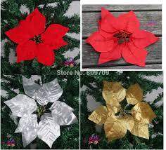 120 Stücke Künstliche 79 Weihnachten Blume Weihnachtsstern