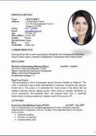 international format of cv ideas collection standard cv resume format cv template standard