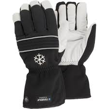 ejendals tegera 296 thermal outdoor leather gloves