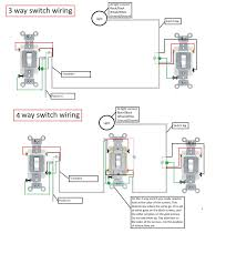 new wiring diagrams for 4 way switches with multiple lights 4 way switch wiring options wiring diagrams for 4 way switches with multiple lights new wiring diagram for 3 way lighting