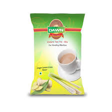 Premix Tea Powder For Vending Machine Custom Dawn Ginger Lemon Grass Tea Powder Rs 48 Kilogram Universal