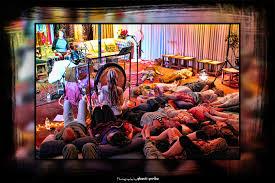 larisa stow and the shakti tribe kirtan at urban yoga in palm springs ca