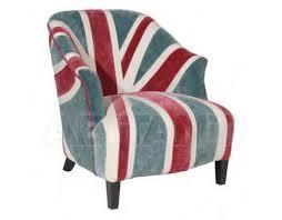 andrew martin abingdon chair velvet union jack 3d model