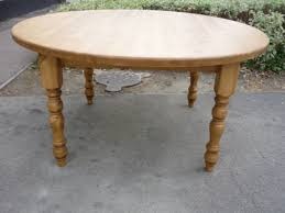 oval pine dining table kitchen awesome manhattan ideas design solid