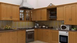 dark mahogany furniture. Modular Kitchen Chimney Dark Mahogany Wood Storage Cabi Furniture