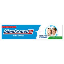 <b>Зубные пасты Blend</b>-a-<b>Med</b> - купить <b>зубные пасты</b> Блендамед ...