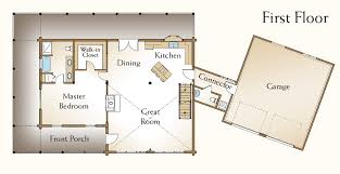 the second floor houses open loft space well additional
